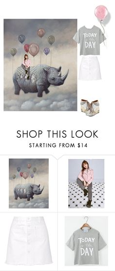 """Today is the day"" by annacullart ❤ liked on Polyvore featuring Steve J & Yoni P and contestentry"