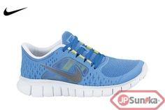 bc6a366fd970 Nike Free Run 3 GS Coast Soar Volt (512098-400)