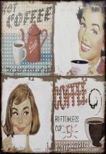 Produtos - Ceusa Revestimentos Cerâmicos - Linha Decorative - Cartaz Meninas