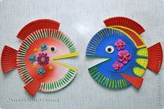 20 Paper Plate Crafts for Children | PicturesCrafts.com
