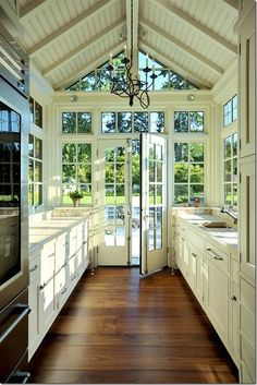 The perfect kitchen for the lakehouse!