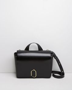 7881464493 3.1 Phillip Lim Alix Messenger Bag in Black