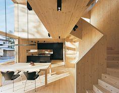 Doppelhaus in Sistra