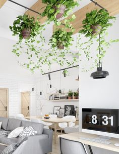 """homedesigning: """"(via Six Scandinavian Interiors That Make The Lived-in Look Inspirational) """""""