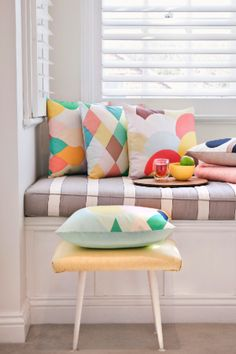 Babcha Luxe Sorbet Cushion - Deco - hardtofind.