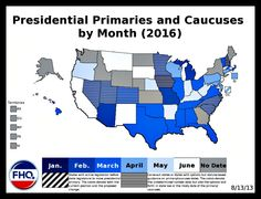Election Day in the United States is a big day for citizens. This is a map of the location of Presidential Primaries and Caucuses for the 2016 Presidental Election. Click on pin to preview our DVD.