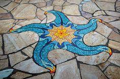 Lance Jordan :: Floor Mosaic