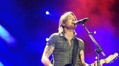 Keith Urban - Cop Car Live
