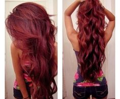 Hair color <3