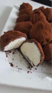 Slagroom truffels recept - Recepten van Allrecipes