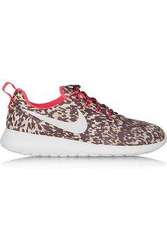 super cute 06bec edf23 Nike   Roshe Run printed shell sneakers   NET-A-PORTER.COM  80