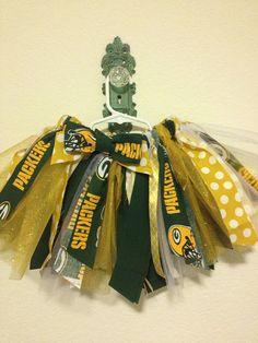 Green Bay Packers Tutu by InspiredbyGianna2 on Etsy, $20.00