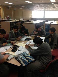 Multilit students