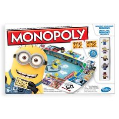 Despicable Me Edition - Monopoly Wiki