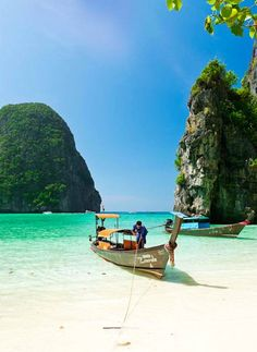 """Maybe too far away from everything else but it sounds like if you want """"private beaches"""" you may have to do that. Thai island view"""