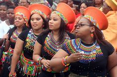 You Can Never Go Wrong With Zulu Traditional Attire