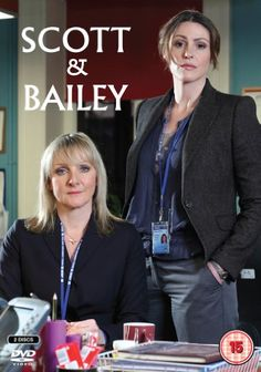 Scott and Bailey: love Suranne Jones in this, she's such an entertaining screw up as well as totally kickass!