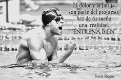 #Natación #motivación