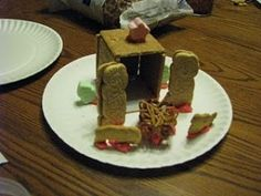 Nativity Craft to Eat