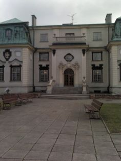 UR Katedra Informatyki - Pałac pod kasztanami (praca ;))