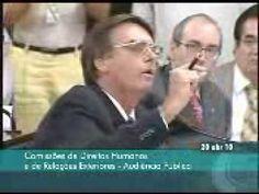 FRENTE À FRENTE: Bolsonaro esculacha Ministro de Direitos Humanos.