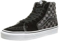 Vans Men's Sk8-Hi Skate Shoe (10.5 D(M) US, Black/Pewter ... https://www.amazon.com/dp/B01N04A728/ref=cm_sw_r_pi_dp_x_rghsyb85YZW2Q