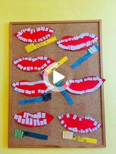 Preschool Art Activities, Health Activities, Preschool Education, Preschool Activities, Kindergarten Science, Preschool Lessons, Preschool Classroom, Daycare Crafts, Crafts For Kids