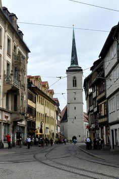 Allerheiligenkirche (church) -  Erfurt, Germany Kirchen, Luther, Denmark, Places Ive Been, Trip Advisor, Castle, Germany, Street View, Travel