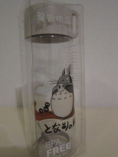 Studio Ghibli My Neighbor Totoro Plastic Water Bottle B | eBay