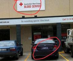 Someone has a sense of humour.