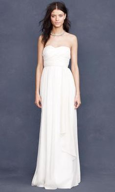 J. Crew Taryn : buy this dress for a fraction of the salon price on PreOwnedWeddingDresses.com