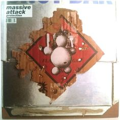 Massive Attack - Protection 1PRESS