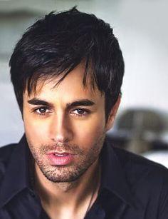 Enrique Iglesias - hairstyles for men