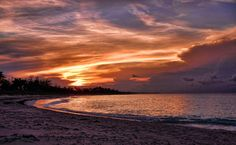 Photo of the Day - Sunset from Tippy's Beach Bar, Eleuthera, Bahamas