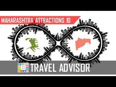 MAHARASHTRA - Top10 tourist attractions that you MUST SEE  HD