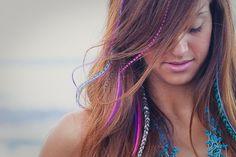 où trouver des plumes pour cheveux : Forum auFeminin