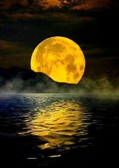 auf - ▲ Awesome PINS to Share - Abenteuerreisen Moon Images, Moon Photos, Full Moon Pictures, Moon Pics, Night Pictures, Shoot The Moon, Moon Photography, Beautiful Moon, Moon Art