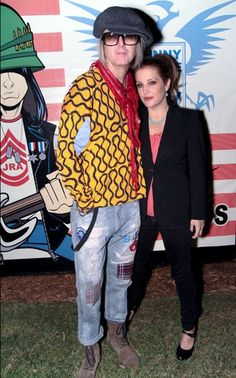 Lisa & Lockwood - Lisa Marie Presley Photo (25804958) - Fanpop