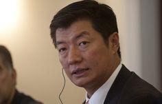 """Lobsang Sangay: """"Queremos una autonomía para el Tíbet como la que tiene Catalunya"""""""