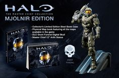 """Halo: The Master Chief Collection """"MJOLNIR EDITION"""", UK Exclusive. SHUT UP AND TAKE MY MONEY!"""