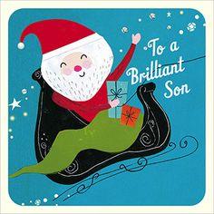 Christmas son card