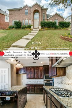 OPEN HOUSE:  Sunday, January 14 from 2:00 to 4:00 PM