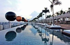 20+ Incredible Design Infinity Pool Ideas and Inspiration