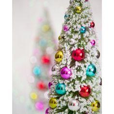 Image result for modern white christmas tree