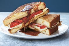 Sunday Brunch Grilled Cheese | Colorado Country Life Magazine