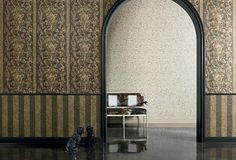 POMPEI wallpaper - Versace Home Collection