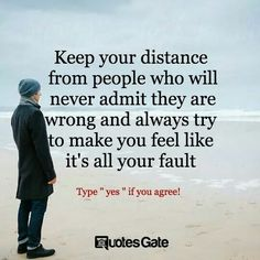 So many ppl. Can't say I'm not one. But I know not to point finger for what I've done wrong onto others