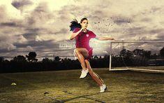 #Fútbol #RealCarmín #Mujer #Moda