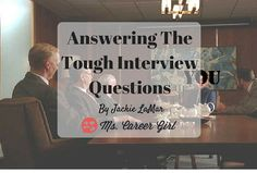 Facing interview questions is stressful. We've assembled these resources of the best tips, tricks, and responses to help you ace the interview.