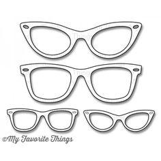 Die-namics Geek Is Chic Glasses